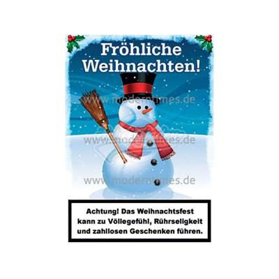 Postkarte Weihnachten KÖPENICKER CG © BORGHORST - von Modern Times - scheissladen.com