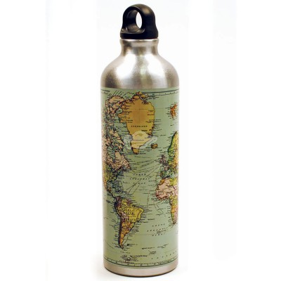 Trinkflasche ''Mann von Welt''
