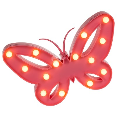 LED Deko Leuchte ''Schmetterling''