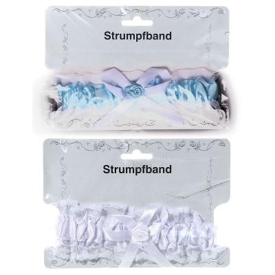 Strumpfband - versch. Designs