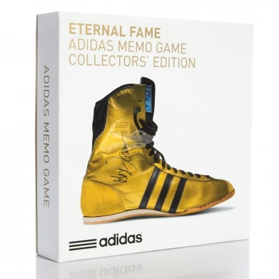 Adidas Memo Spiel ''Eternal Fame'' - Boxing Legend