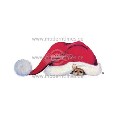 Postkarte Weihnachten CLASSICO HAPPY HOLIDAYS - von Modern Times - scheissladen.com