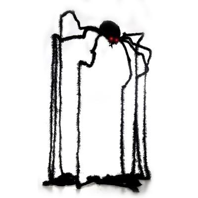 """Halloween """"Spinne mit langen Beinen zum Hängen"""" animiert"""