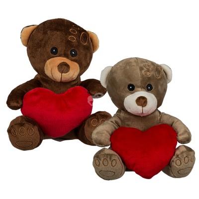 Teddy-Bär ''in love'' – versch. Farben