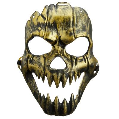 "Halloween Maske ""Knochenmann"""