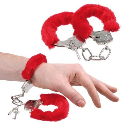 Handschellen - rot