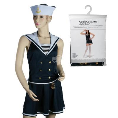 """Kostüm Damen """"Sailor Lady"""" - versch. Größen"""