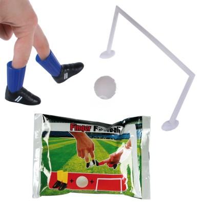 """Fußballspiel """"Finger"""" mit Tor"""