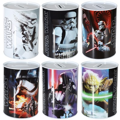 "Spardose ""Star Wars"" versch. Designs"