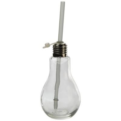 Trinkglas ''Glühbirne''