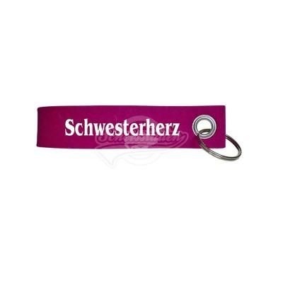 """Schlüsselanhänger """"Schwesterherz"""""""
