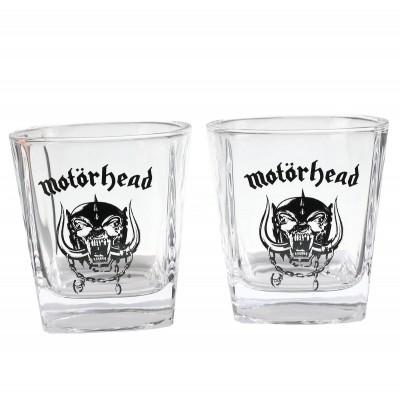 2er Set Gläser ''Motörhead''