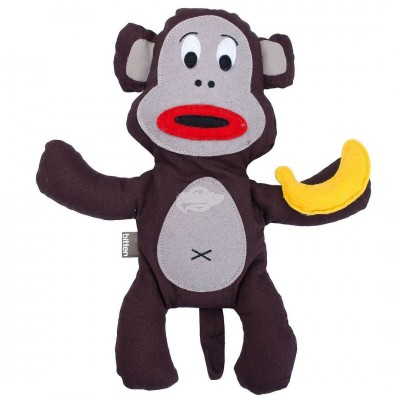 "Körnerkissen Wärmekissen Affe ""Funky Monkey"""