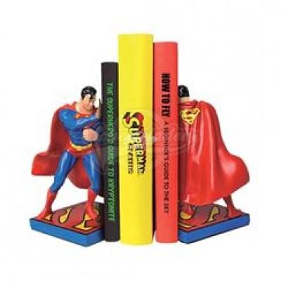 """Buchstützen """"Superman"""" - Set"""