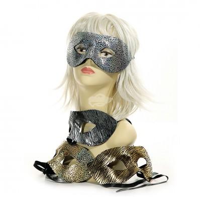 """Augenmaske """"Glamour"""" - versch. Motive"""