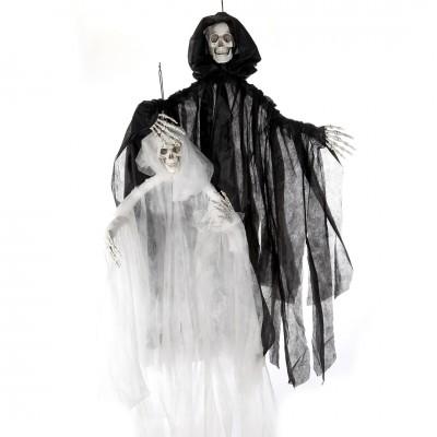 """Halloween """"Sensenmann zum Hängen"""", 90cm"""