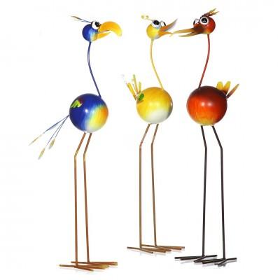 """Deko-Vogel """"Birdy"""" stehend - versch. Farben"""