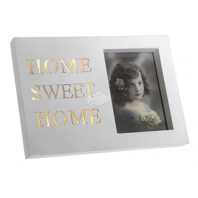 "LED Bilderrahmen ""Home sweet Home"""