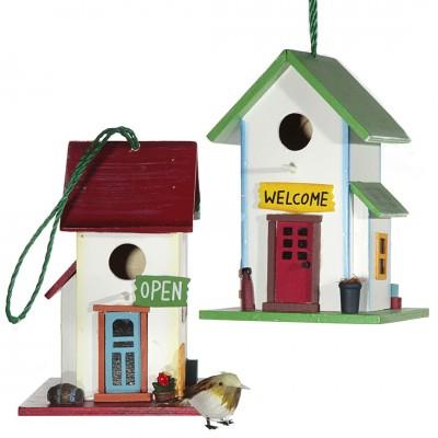 Vogelhaus Shop - versch. Designs