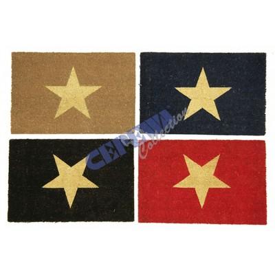 Fußmatte ''Stars'' - versch. Farben
