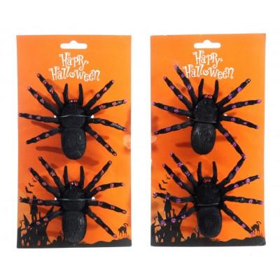 """Halloween """"Spinne klein"""" - 2tlg Set - versch. Farben"""
