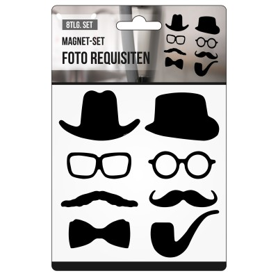 Magnet Set ''Foto Requisite'' - 8tlg
