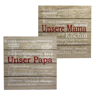 "Bild ""Mama & Papa"""
