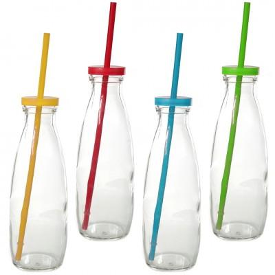"""Trinkflasche """"Uni"""" - versch. Farben"""