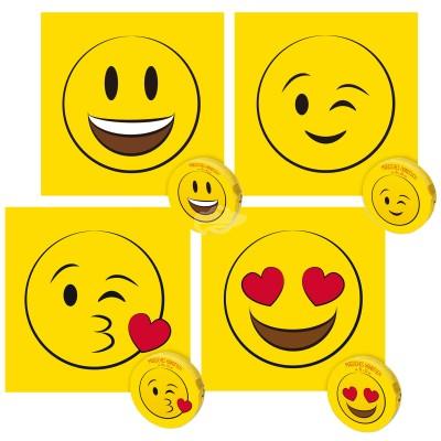 Magisches Handtuch ''Emoji'' - versch. Motive