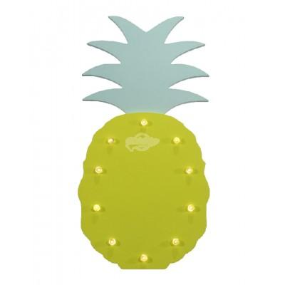 LED Deko Leuchte ''Ananas''