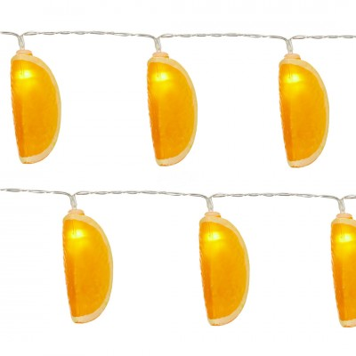 LED Lichterkette ''Orange''