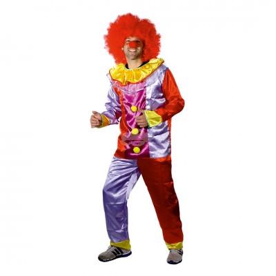 """Kostüm Herren """"Clown"""" - versch. Größen"""