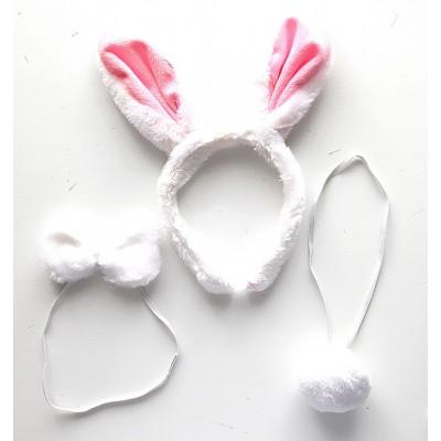 """Kostüm """"Bunny"""" 3-teilig"""