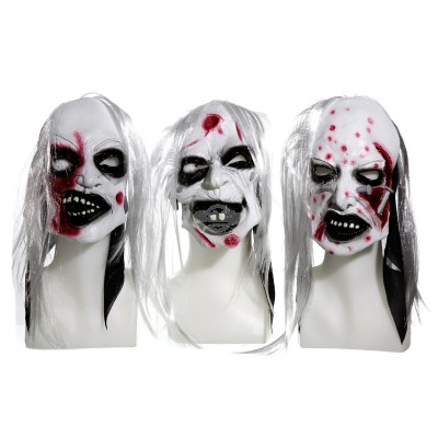 "Halloween Maske ""Horror"" - versch. Designs"