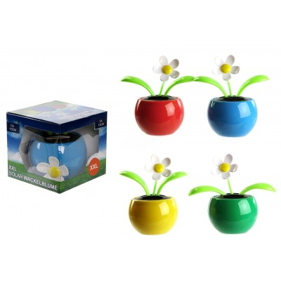 """Solarfigur XXL """"Blume"""" - versch. Farben"""