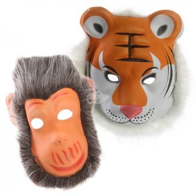 Maske Tierkopf