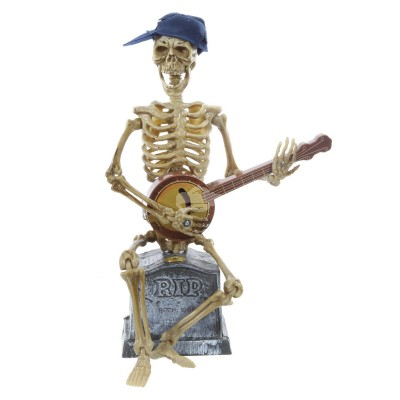 "Halloween ""Skelett Gitarrenspieler"" - 30 cm"