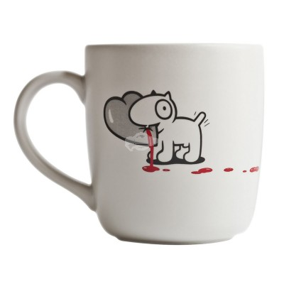 "Tasse Mr. P ""D-Dog & Hearts"""