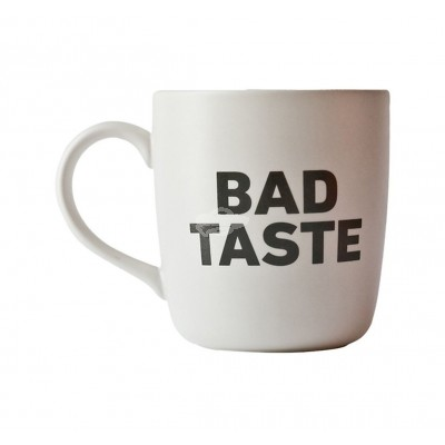 "Tasse Mr. P ""Bad Taste"""