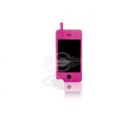 """My first Smartphone """"I-Woody"""" - pink"""