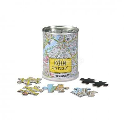 "Küchenmagnete ""City Puzzle"" Köln"