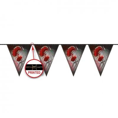 Wimpelkette ''Bloody Halloween''
