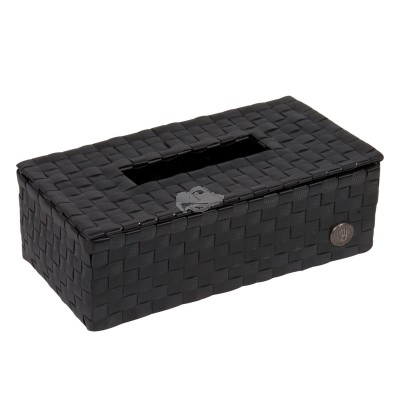 "Handed by - Tissuebox ""Luzzi"" 