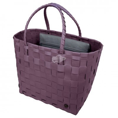 "Handed by - Tasche Shopper ""Safe Bag"" mauve"