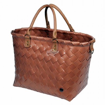 "Handed by - Tasche Reisetasche ""Saint-Tropez -Travel Bag rosé gold"" XL"