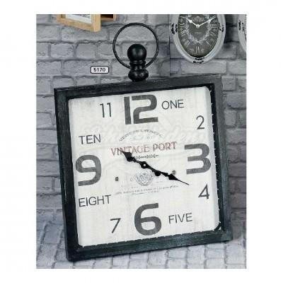 "Design-Standuhr ""Vintage Port"""