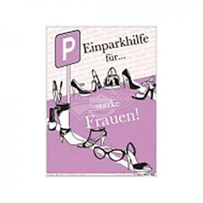 "Parkkarte ""Frauenparkhilfe"""