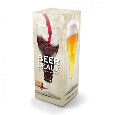 Bierflaschenweinglas ''Beerdeaux''
