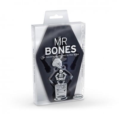 Eiswürfelform Skelett ''Mr. Bones''