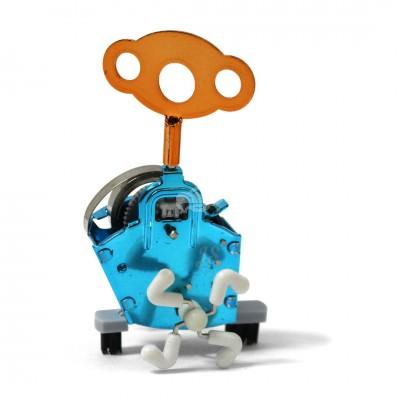 Spielzeug mit Aufziehmotor ''Ping Ling'' - versch. Farben